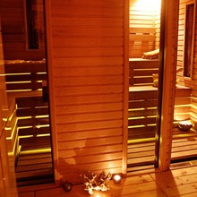 Más Világ sauna, relax and massage studio